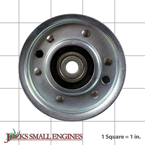 280222 Heavy Duty Flat Idler Pulley