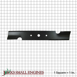 335168 Notched Air Lift Blade