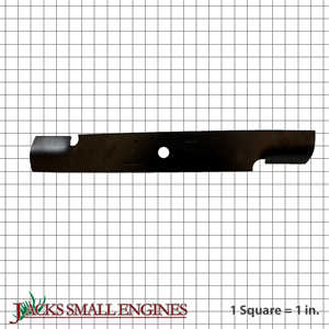340158 Notched Air Lift Blade