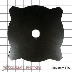395095 Steel Brushcutter Blade