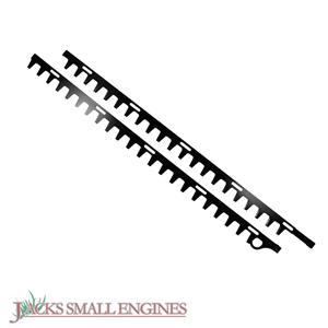 395357 Hedge Trimmer Blade Set