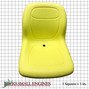 420179 High Back Seat