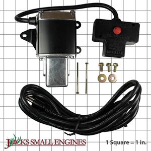 435627 Electric Starter Kit