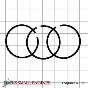 Piston Rings 500017