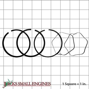 500355 Piston Rings