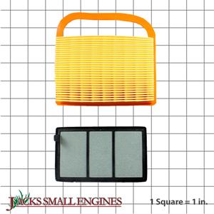 605531 Air Filter Kit