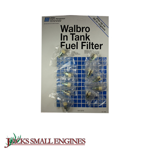 610125 Fuel Filter Display