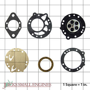 615005 Gasket and Diaphragm Kit