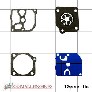 615094 Gasket and Diaphragm Kit