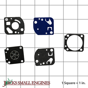 615277 Gasket and Diaphragm Kit