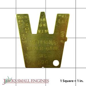 615354 OEM Metering Lever Gauge