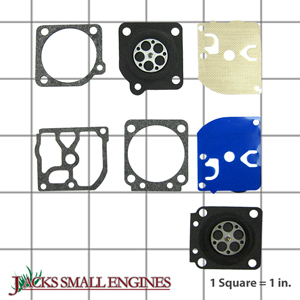 615436 Gasket and Diaphragm Kit