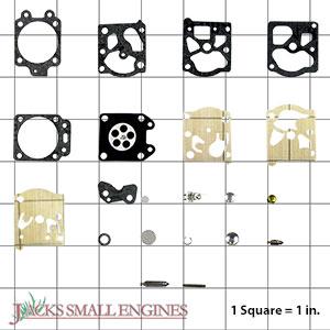 615463 Carburetor Kit