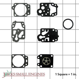 615720 OEM Gasket and Diaphragm Kit