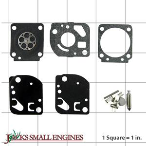 615776 OEM Carburetor Kit