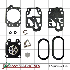 615847 OEM Carburetor Kit