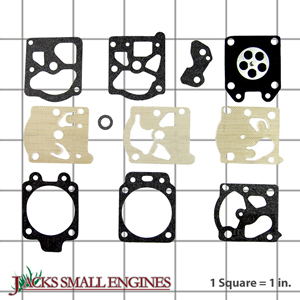 615860 Gasket and Diaphragm Kit
