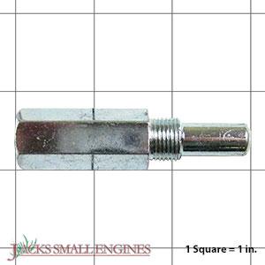 700815 Piston Locking Screw