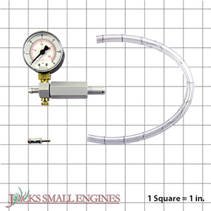 705020 Carburetor Pressure Gauge