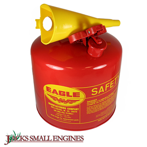765188 Metal Safety Gas Can