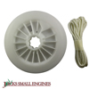 Starter Pulley With Rope 150995