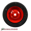 HEAVY DUTY STEEL DECK WHEEL 210013