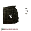 ROLLER CHAIN  41      250027