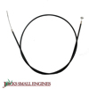 BRAKE CABLE           260216