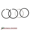 Chrome Piston Rings 500611