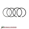 Chrome Piston Rings 500645