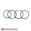Chrome Piston Rings 500827