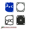 Gasket and Diaphragm Kit 615108
