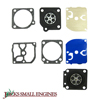 Gasket and Diaphragm Kit 615436