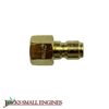 "3/8"" FPT Quick Coupler Plug 758575"