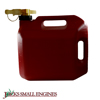 No-Spill Fuel Can 5 Gallon