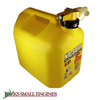 Fuel Can 5 Gallon Diesel 765108