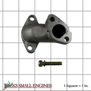 28416A Intake Pipe