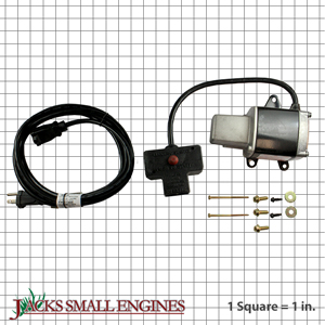 33290E 120V Electric Starter Kit