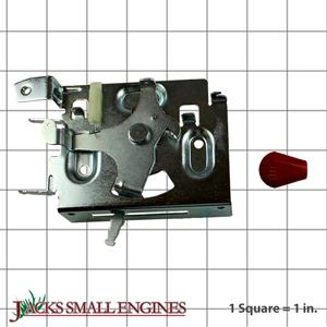 36824A Control Bracket Assembly