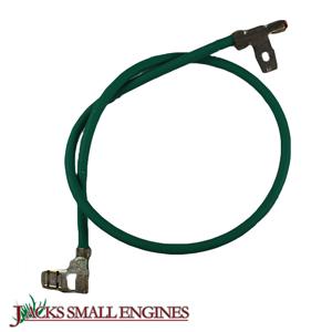 tecumseh 37047 ground wire jacks small engines Simple Ground Diagram 37047 ground wire