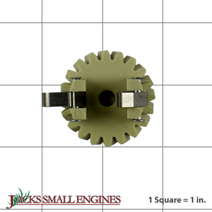 37588 Governor Gear Assembly
