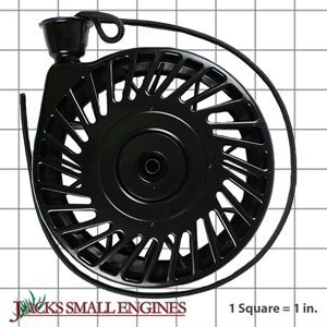 590784 Recoil Starter Pulley