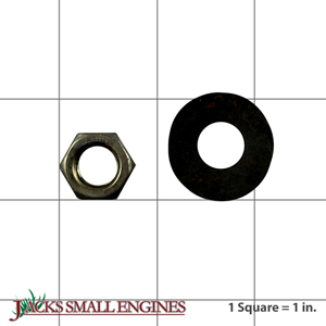 650607 Flywheel Nut