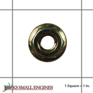 650928 Nut And Lockwasher