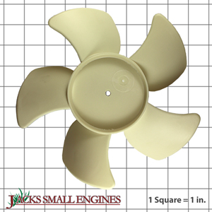 L-CW Nylon Fan 108393