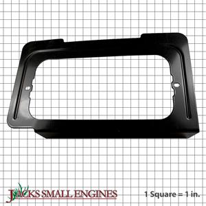 Toro 121297303 Heat Shield Jacks Small Engines