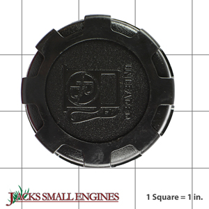 553570 Gas Cap Assembly