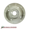 Wheel Half and Gear Assembly 121137806