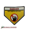 Danger Decal 438480