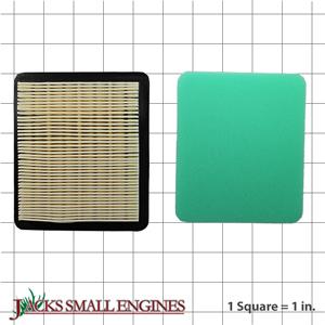 102713 Air Filter Combo